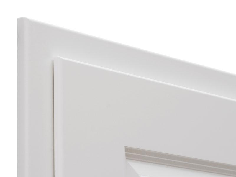 G Profilové dveře model Como C2, bílý lak