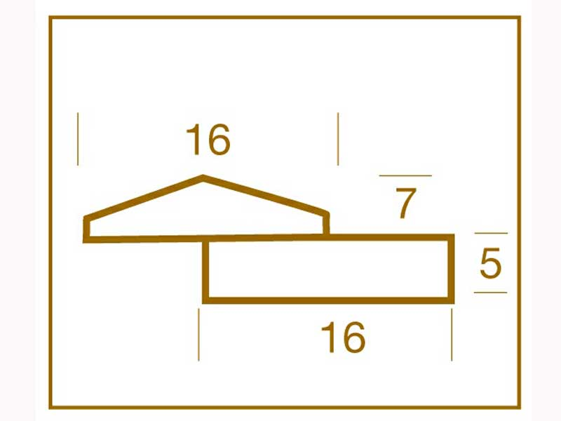 Kolar dekorační mřížka ZG1607/1605R16-45