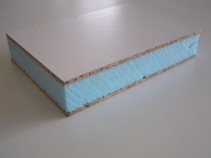 23 mm sendvičová deska,bílá