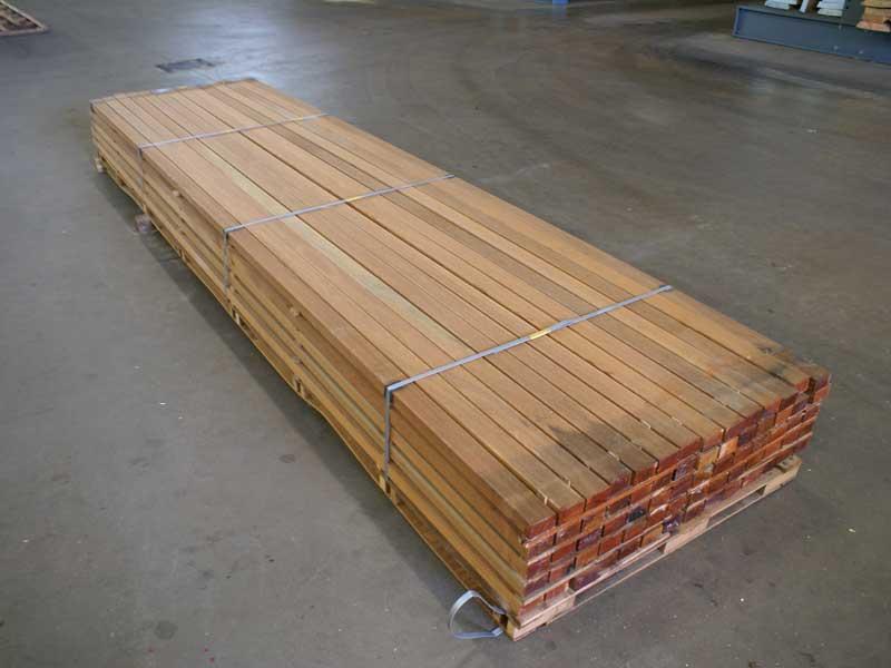 bangkirai konstrukční hranol 45 x 70 mm