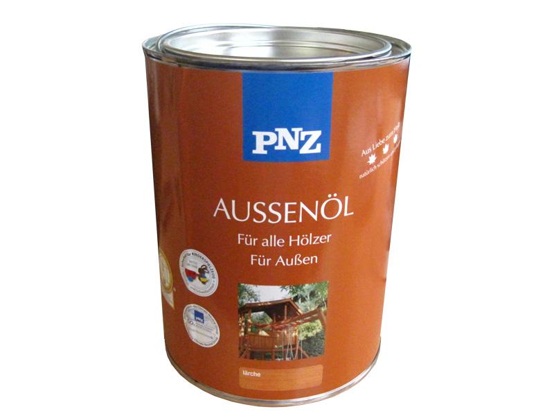 PNZ Außenöl, Lärche  2,5 ltr./venkovní olej modřín