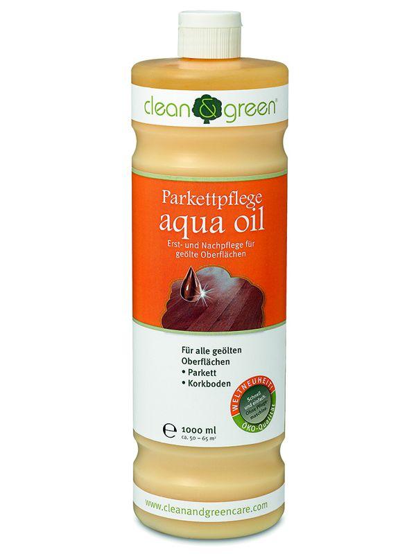 Haro clean & green aqua oil      1000 ml