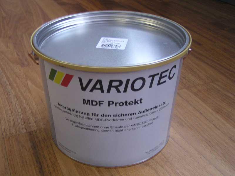Variotec MDF-Protekt Sealer 2,5 ltr.