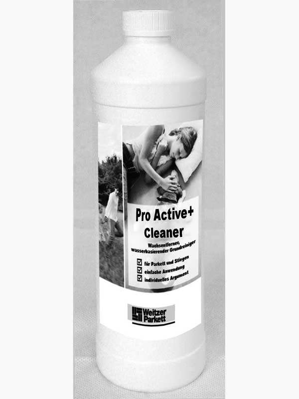 Weitzer Pro Active+ Cleaner       1 ltr.