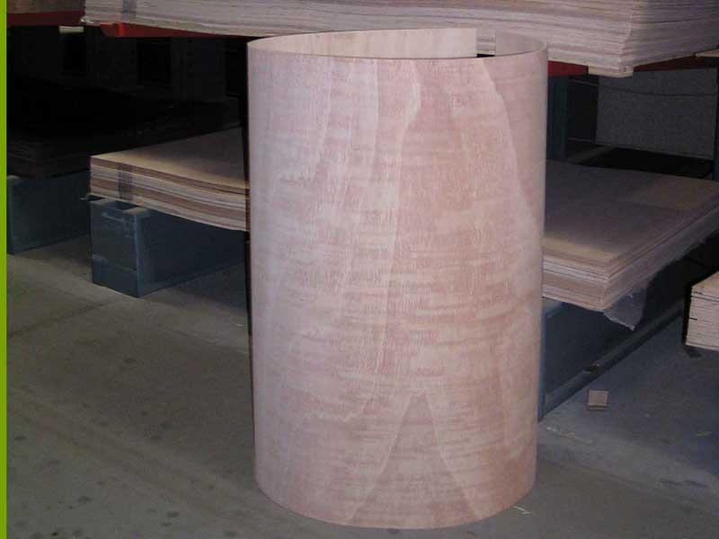 7 mm ohybatelná překližka lepená dle EN 314-2