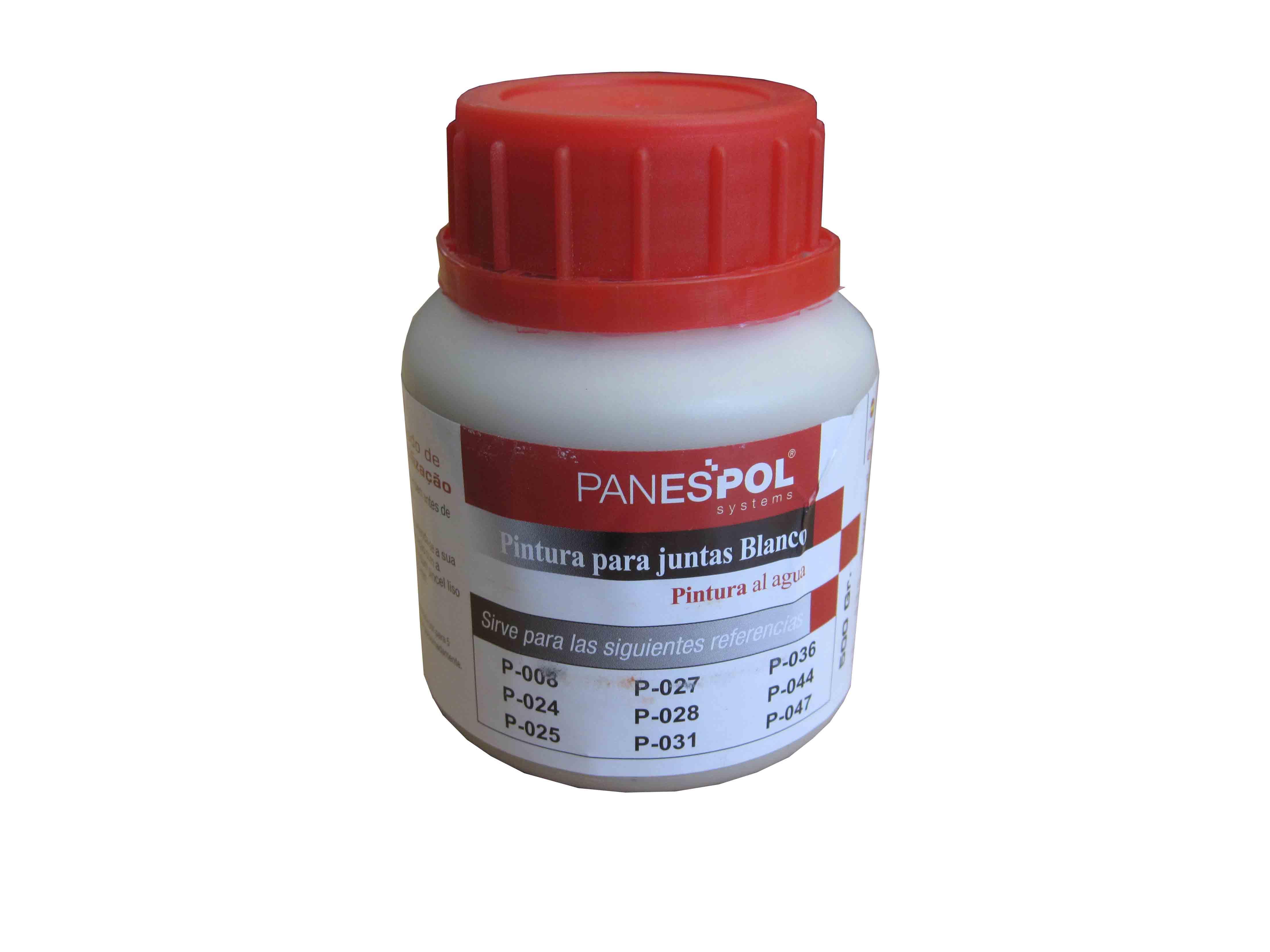 Panespol spárovací barva (balení á 500 g)