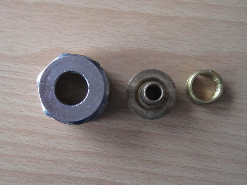NORIT spojovací adapter pro potrubí