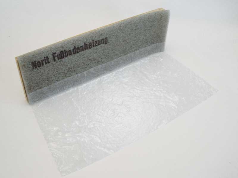 Norit okrajové dilatační pásky PE
