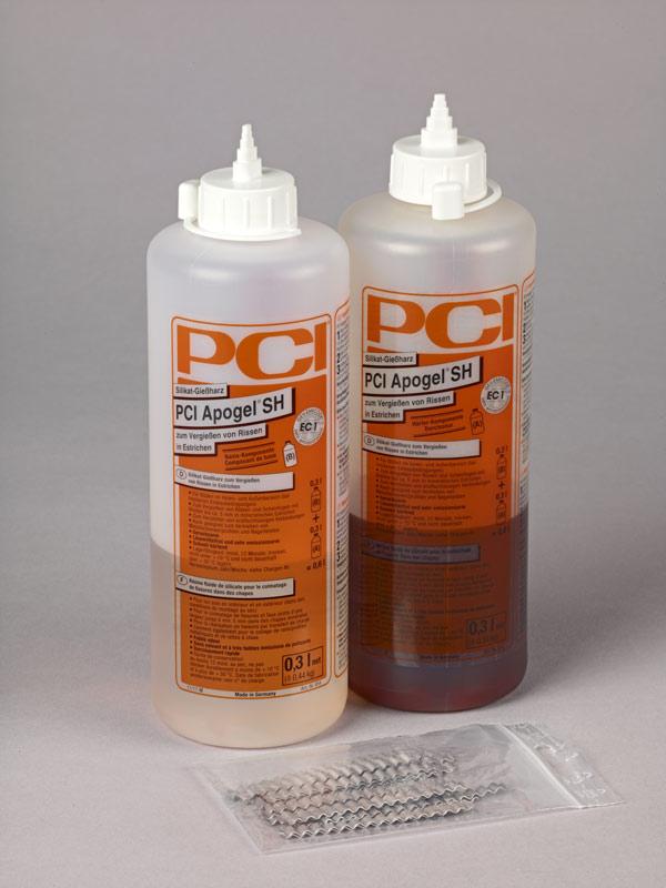 PCI Apogel SH Silikat - tekutá pryskiřice 600 gr.