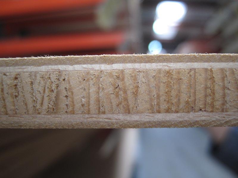 """16 mm laťovička MDF - povrch """"Stabil"""" s"""
