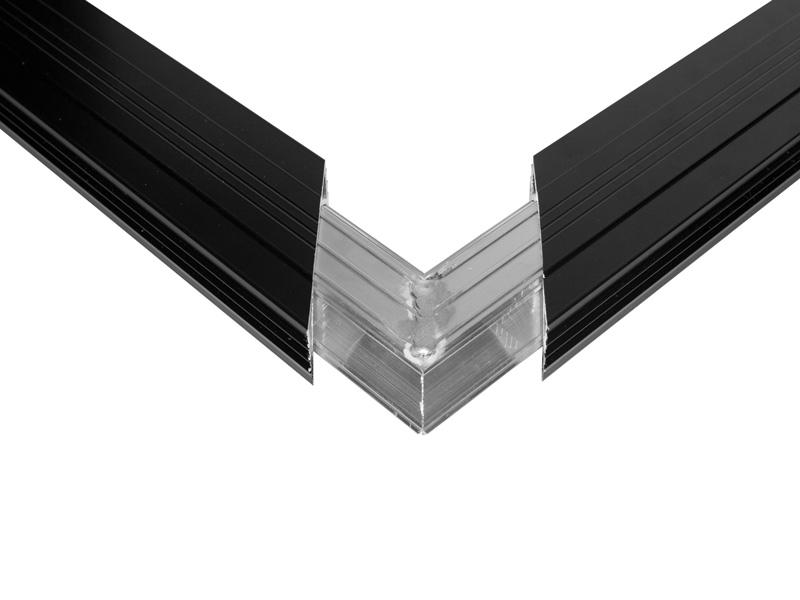 Rohový konektor pro Twixt Isostep
