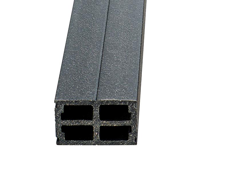 Zakladní profil als UK 40 x 60 mm, 4 m délka