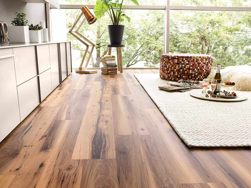 6007 Tilo vinylová podlaha, Home Edition 9,8 mm