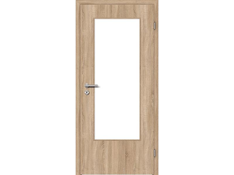 G CePaL autentic. dub dveře