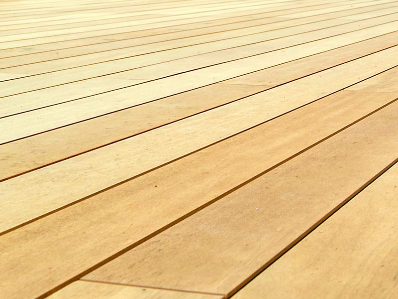 Garapa terasový decking 21 x 145 mm