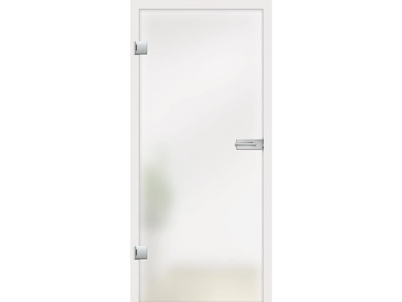 celoskl.dveře,netříštivé,Satinato,čiré bez dek.,L