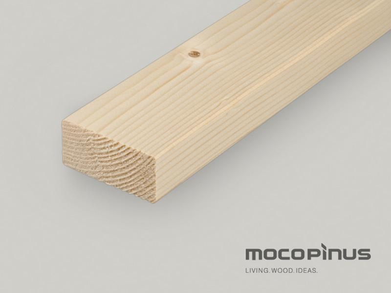 sev. smrk konstrukční hranol 27 x 57 mm