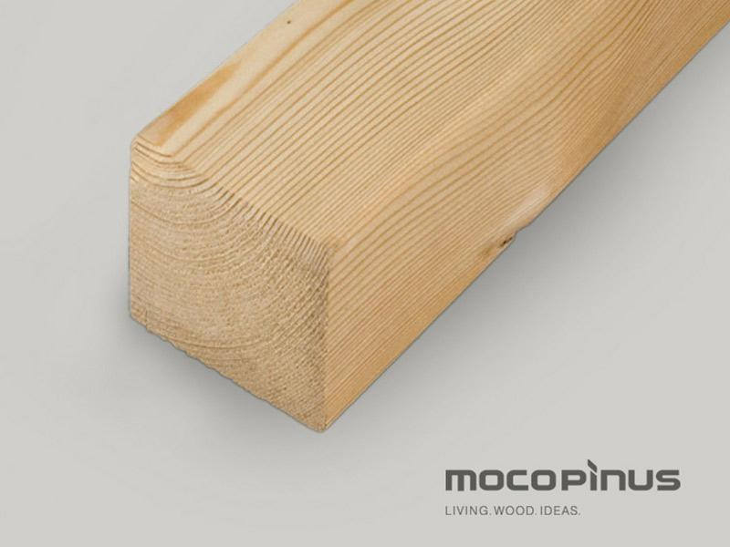 sev. smrk konstrukční hranol 70 x 70 mm