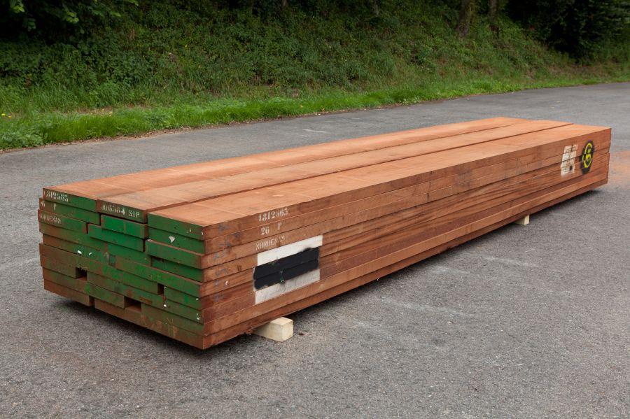 Bevorzugt Sipo Mahagoni Schnittholz 52 mm KD | Gebhardt Holz-Zentrum GmbH MR13