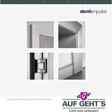 alumin impulse - Auf gehtś - ALUMIN AFFAIRS